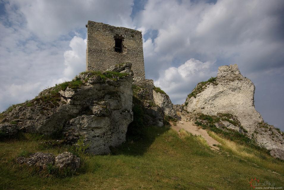 Zamek Olsztyn