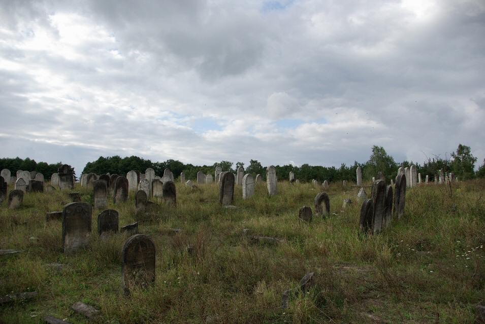 Kirkut w Żarkach - 12.09.2007