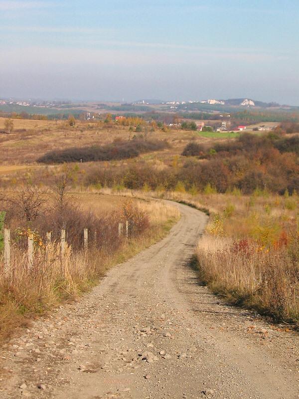 okolice Skarżyc