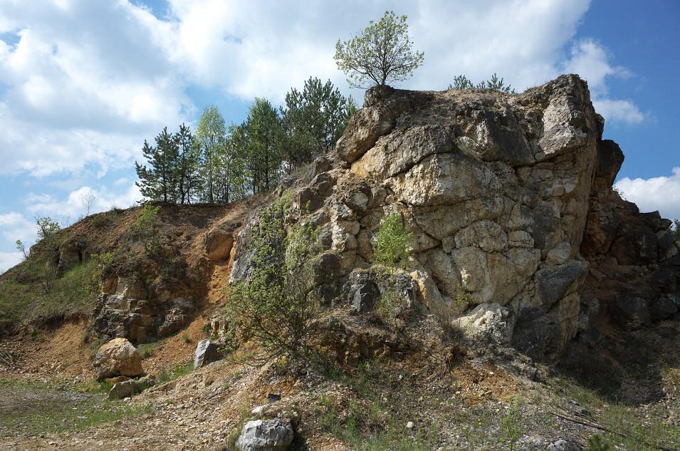Kamieniołom w Rębielicach