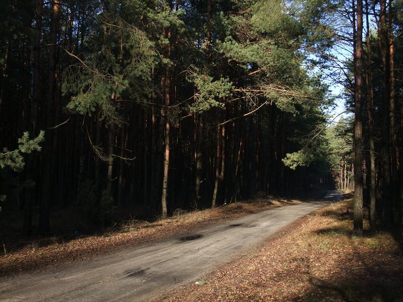Okolice Mełchowa