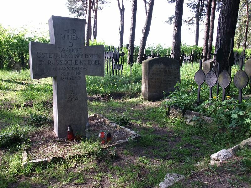 Cmentarz wojenny w Kotowicach
