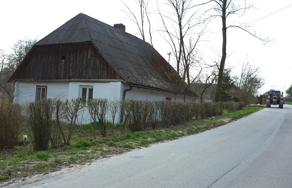 Dolina Dłubni, Ściborzyce