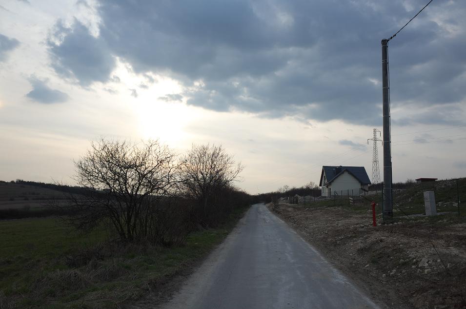 Wyżyna Miechowska, Okolice Trzebienica