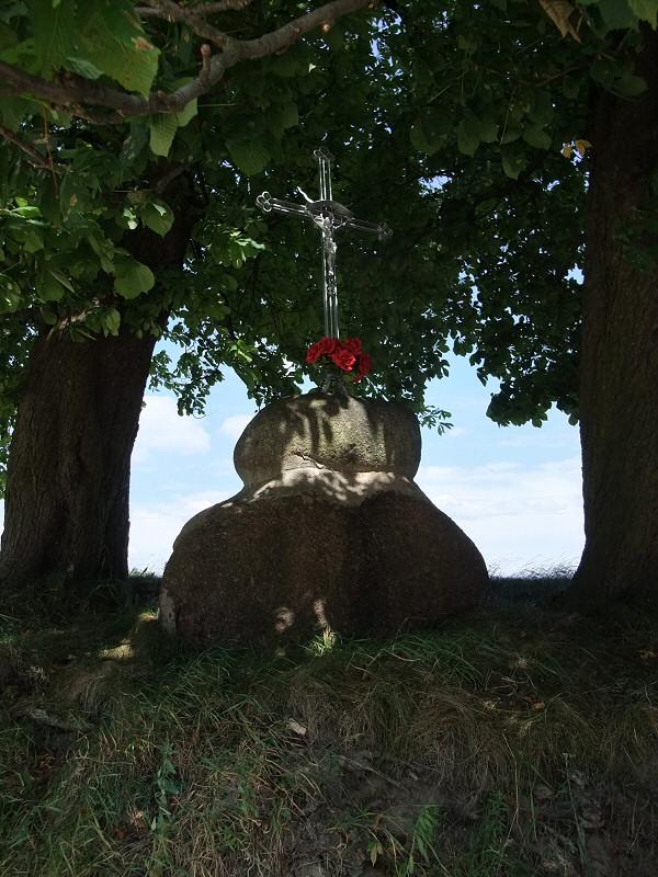 Soborzyce, kamienny wiatrak