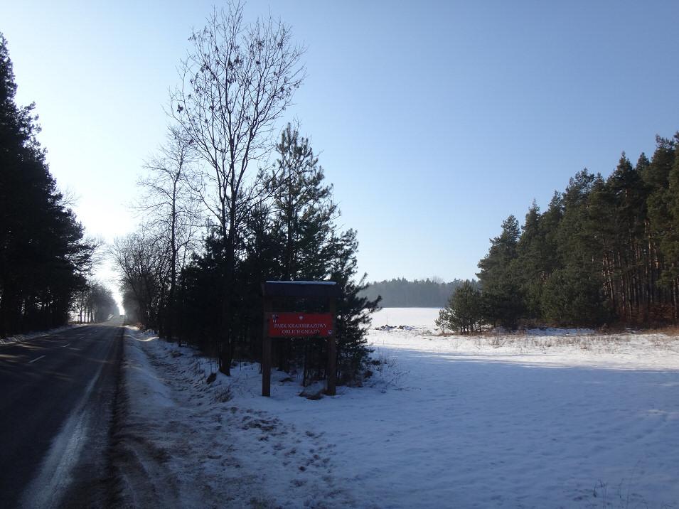 okolice Siamoszyc.