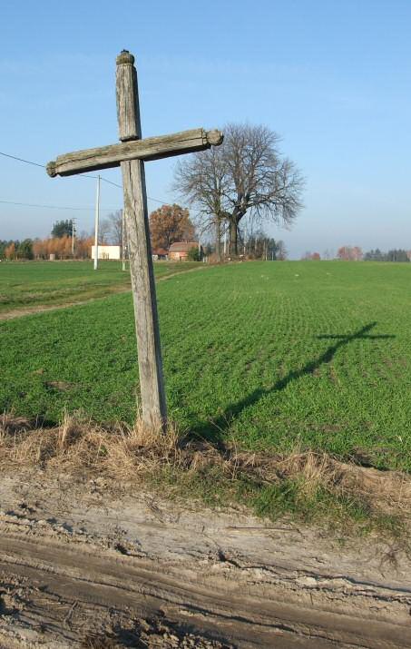Krzyż w Jasieńcu
