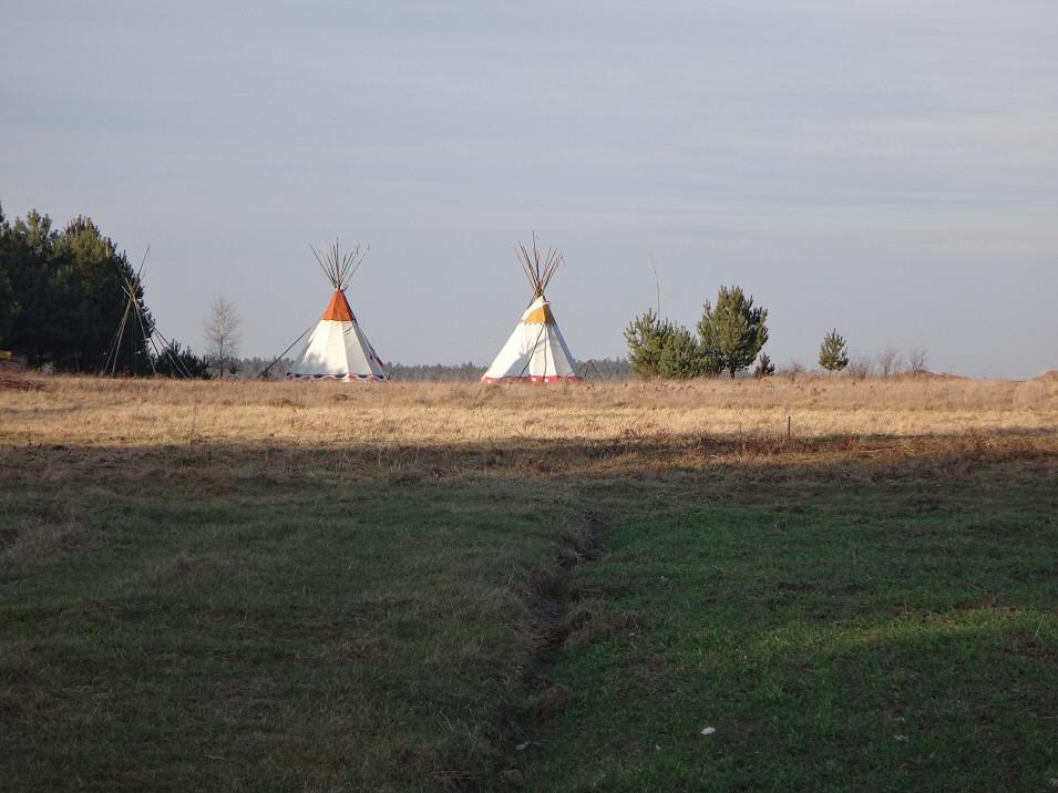 Indianie na Jurze