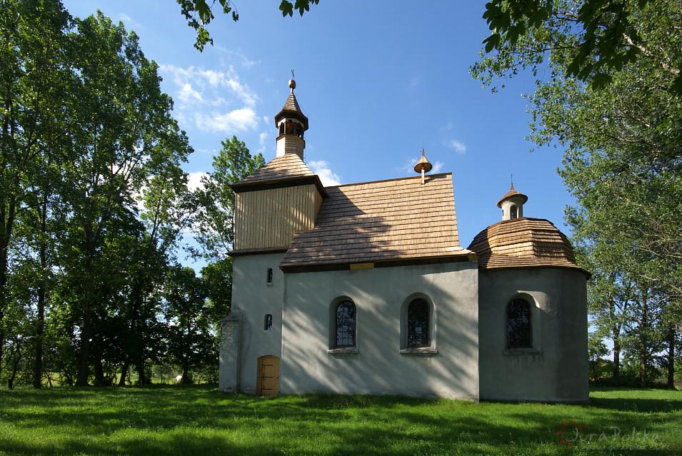 Przyrów, kościół p.w. św. Mikołaja