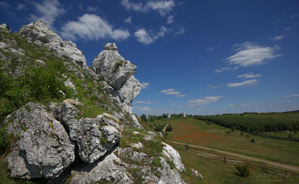 Góra Zamkowa w Olsztynie