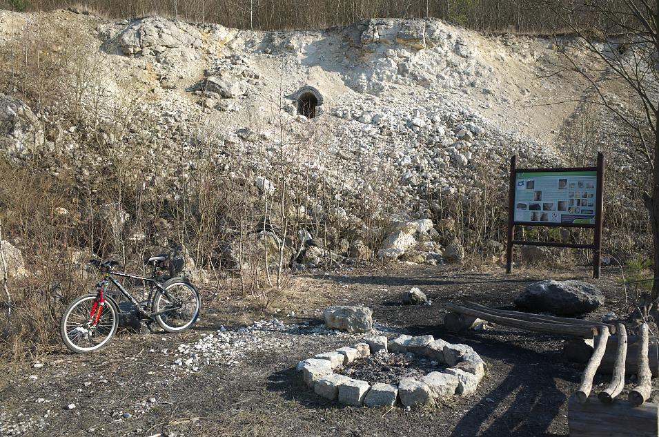 Rudniki, kamieniołom Lipówka