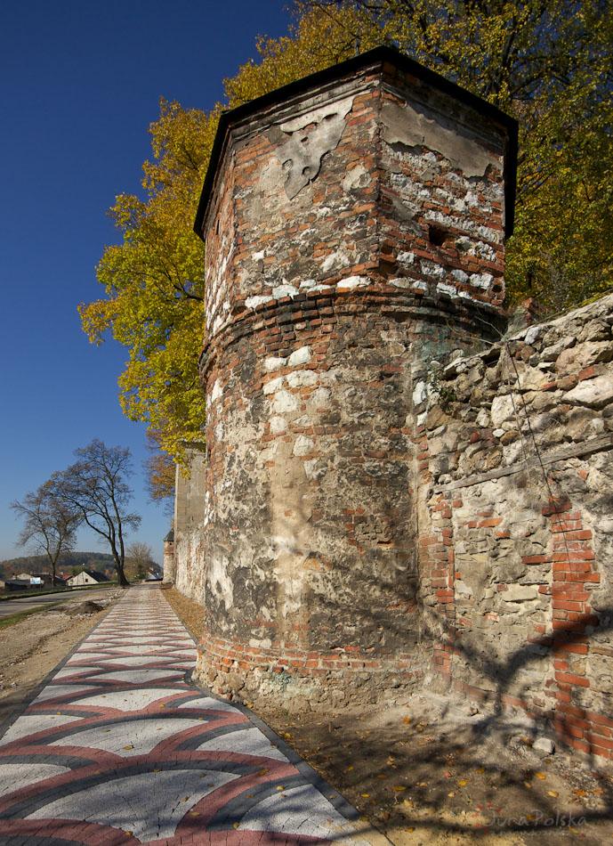 Zespół klasztorny w Mstowie