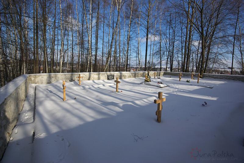 Cmentarz na Bleszczowej