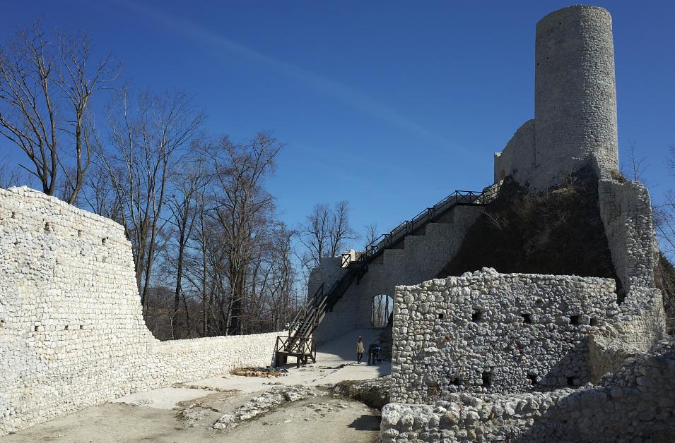 Zamek Pilcza w Smoleniu