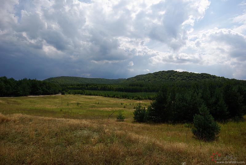Olsztyn, Sokole Góry