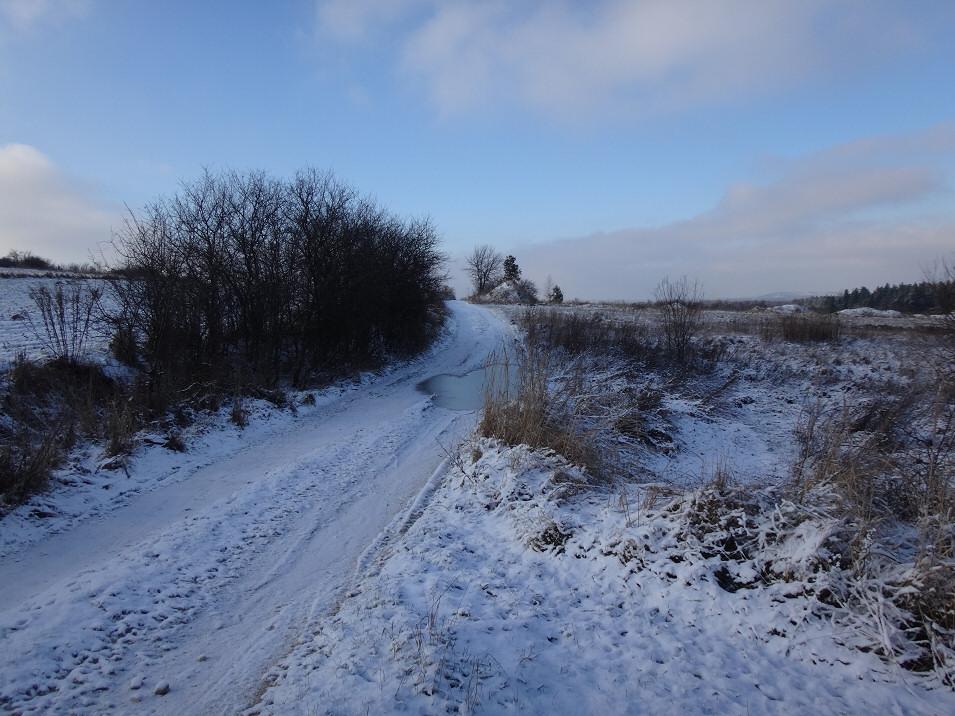 droga do Góry Włodowskiej