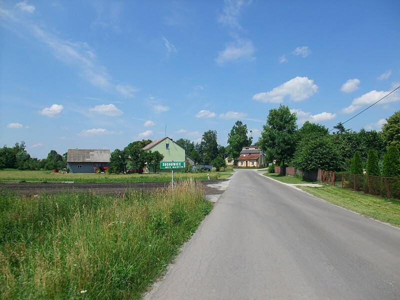 Sosnowiec - Rowerem do Sędziszowa
