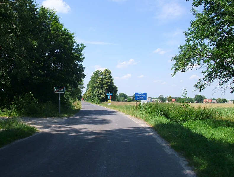 Jadwigów - Rowerem do Sędziszowa