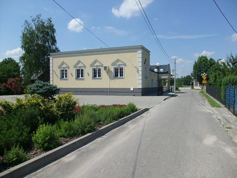 Kol. Chlewska - Rowerem do Sędziszowa
