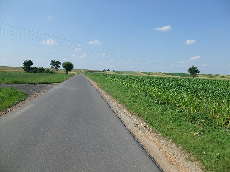 Grabiec - Rowerem do Sędziszowa