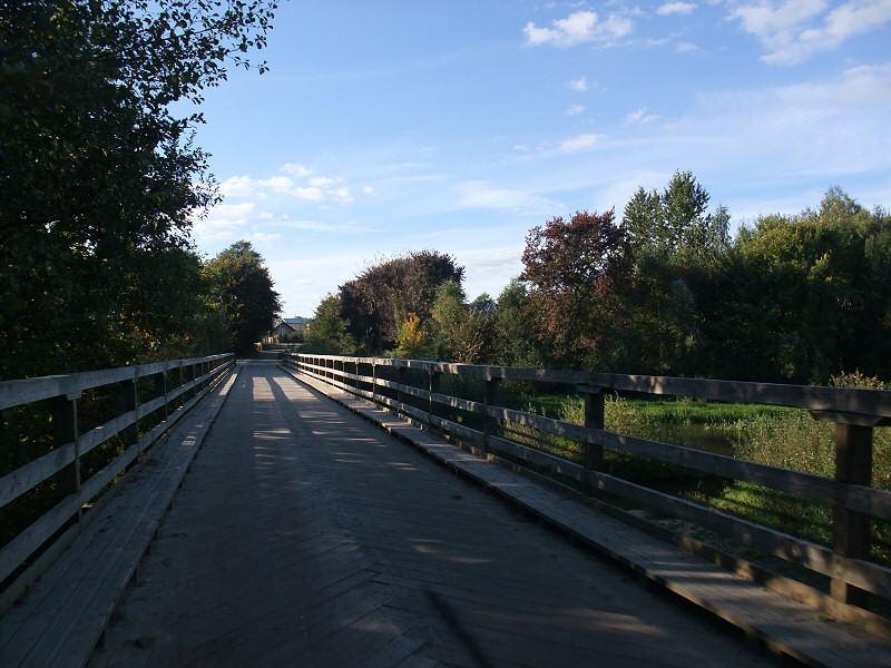 Dolina Środkowej Pilicy - Krzętów