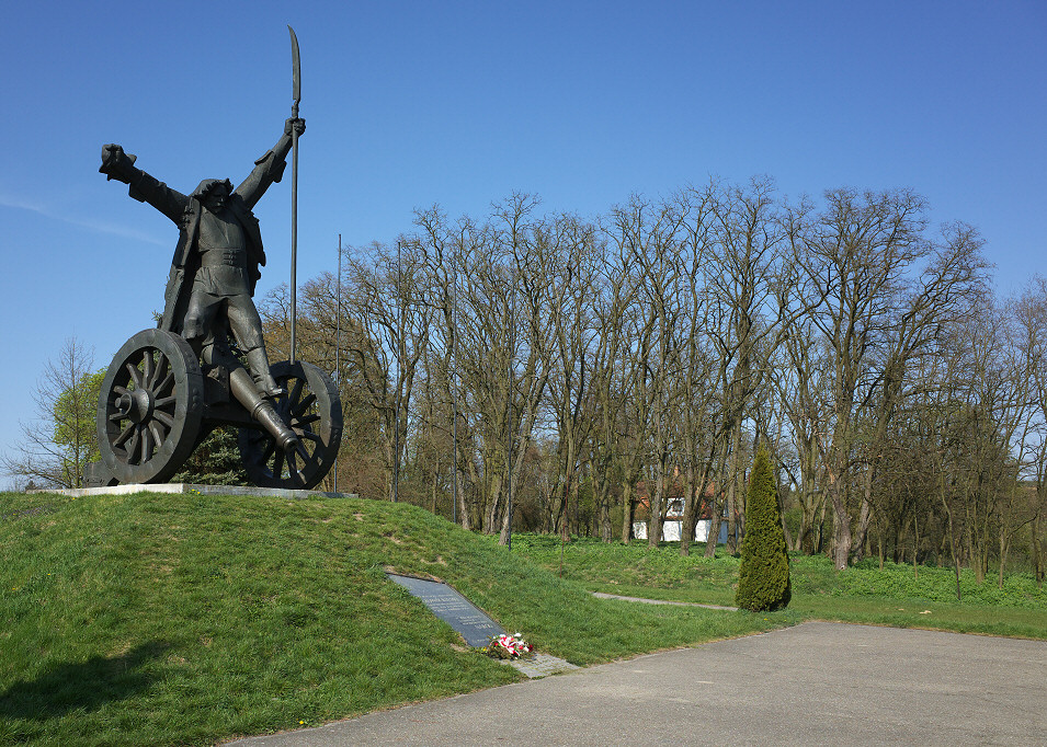 Wyżyna Miechowska, Janowiczki, Bitwa pod Racławicami