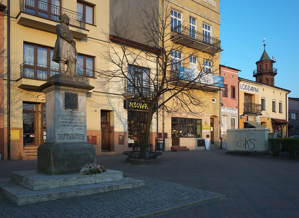 Wyżyna Częstochowska, Wolbrom