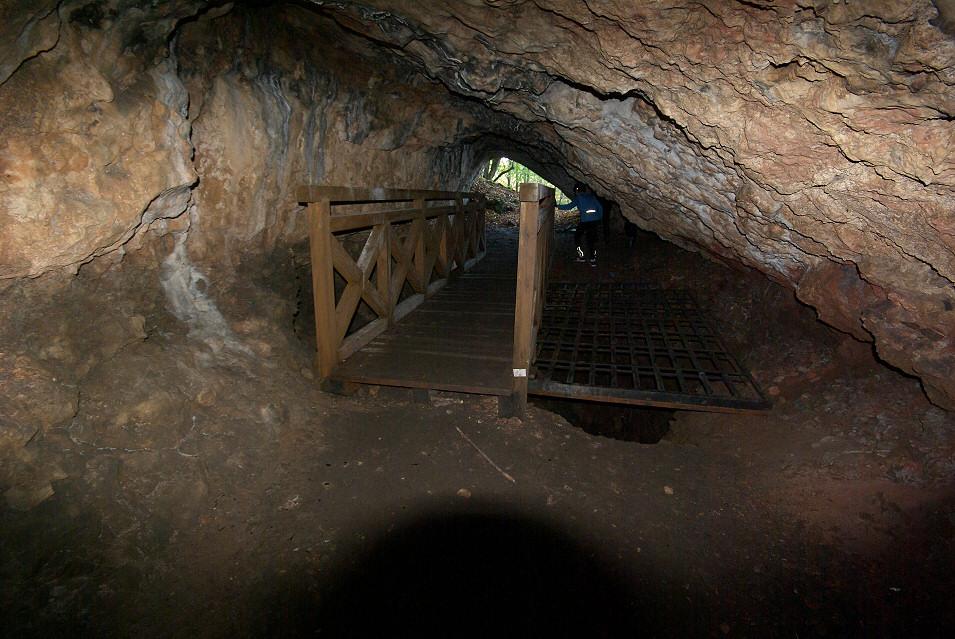 Jaskinia Piekło, Góra Żakowa