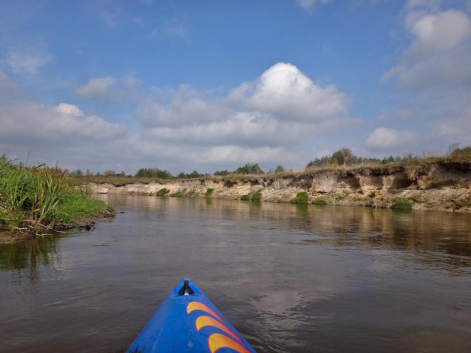 Spływ Górną Pilicą Przyłęk - Łysaków