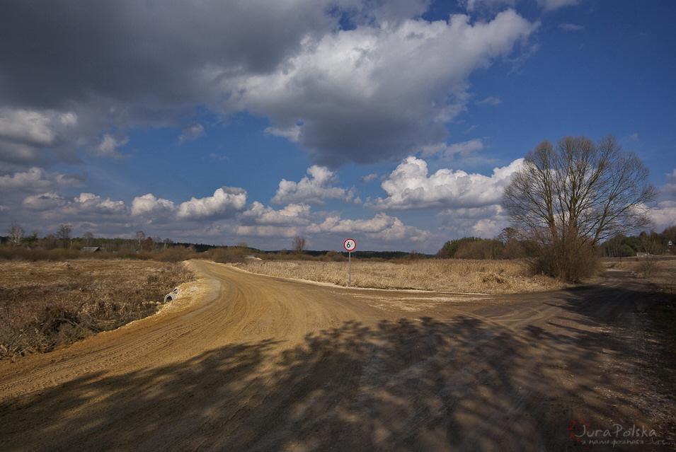 Droga do Jacłowa