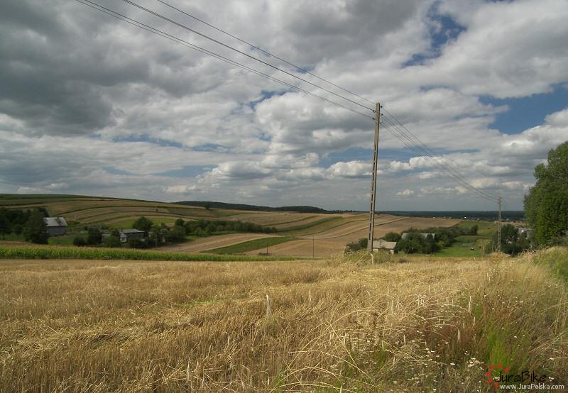 Próg Lelowski, Dąbrowno-Łączki