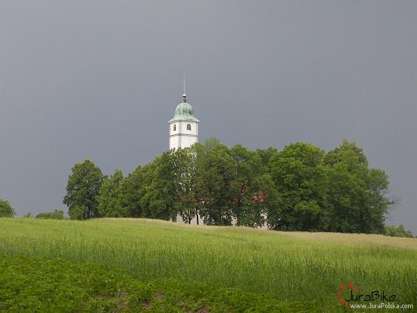 kościół w Staromieściu