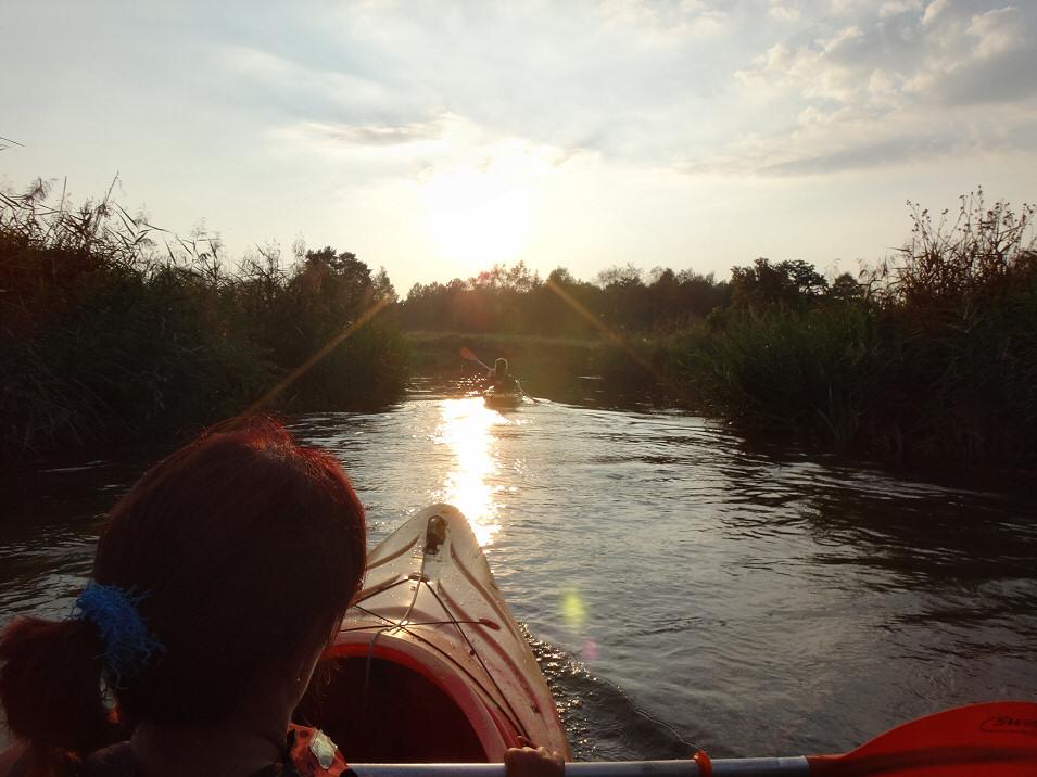 Spływ Górną Pilicą, Przyłęk - Łysaków