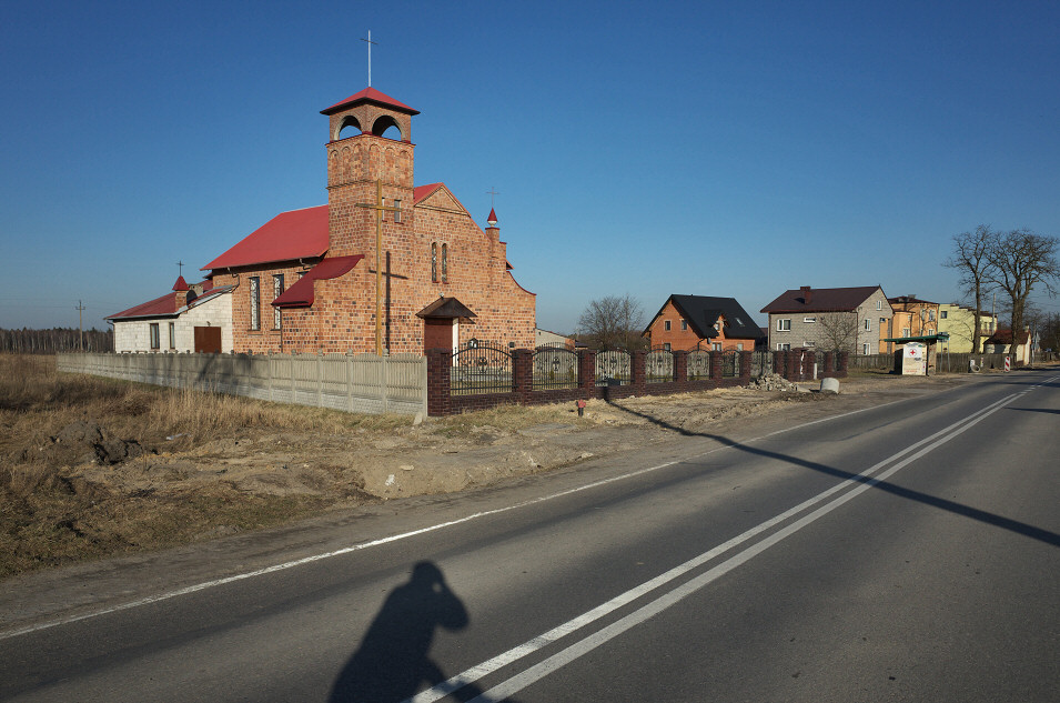 Wola Mokrzeska
