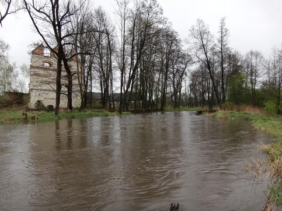 Pilica, Przyłęk-Łąkietka