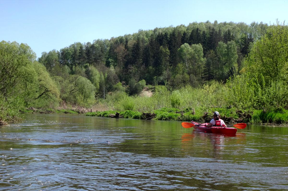 JuraPolska.com - spływ kajakowy po Warcie