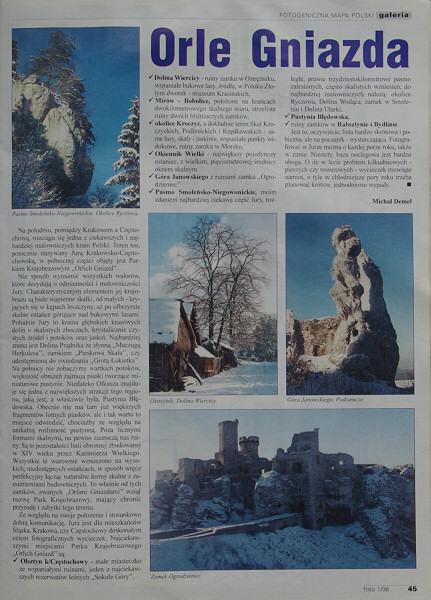 Magazyn FOTO - Orle Gniazda