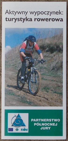 Turystyka rowerowa - forder PPJ